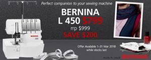 March sale L 450