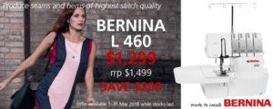 March sale L 460